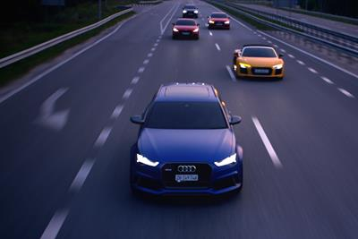 """Audi """"Going home"""" by Bartle Bogle Hegarty London"""