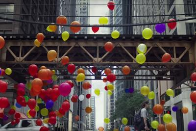 "Apple iPhone 7 ""Balloons"" by TBWA\Media Arts Lab"