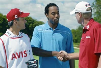 Avis sponsors PGA fantasy app