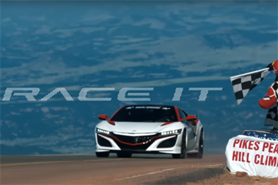 Michael B. Jordan helps Acura take it, break it, remake it