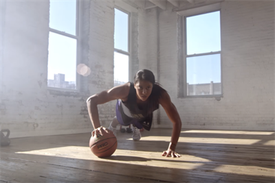 Creativity works up a sweat in Adidas global campaign