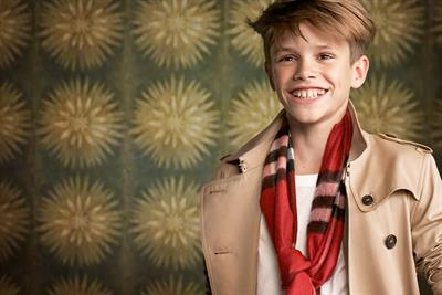 Burberry's Christmas ad re-creates 'Billy Elliot' with Romeo Beckham