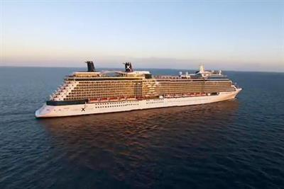Celebrity Cruise Lines starts epic game of Marco Polo