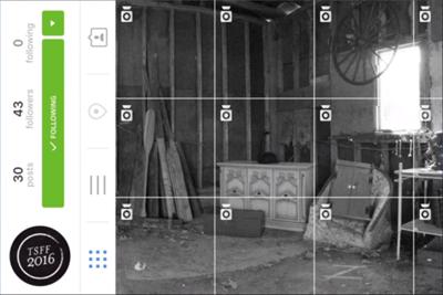 Film festival transforms its Instagram feed into 'escape room'