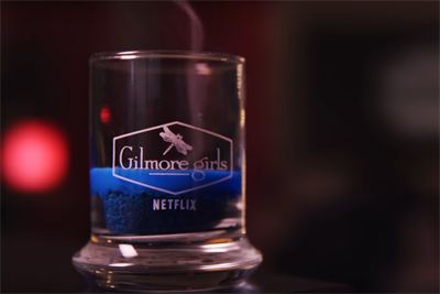 "This Netflix candle is Smell-o-Vision for your ""Gilmore Girls"" TV binge"