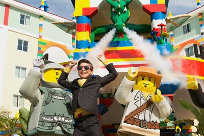 Legoland has an adorable 'kid CEO' in latest VML spot