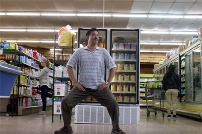 Scratch-off winner just has to dance in new CA Lottery spot