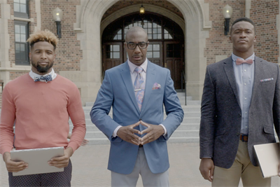 Lenovo kicks off fantasy football season with a play for the college crowd