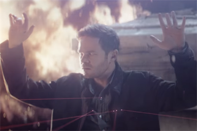 Time is an ally in new spot for Xbox shooter 'Quantum Break'