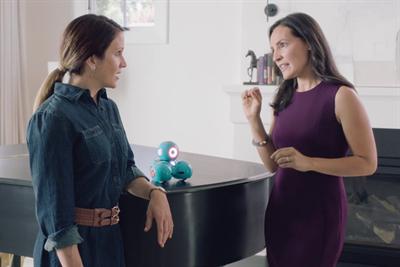 Tiger moms eschew fun robots in Wonder Workshop spots