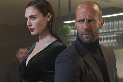 Gal Gadot and Jason Statham destroy a chef's dreams in Wix Super Bowl spot
