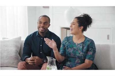 Crate and Barrel 'Welcomes Love In' new spot