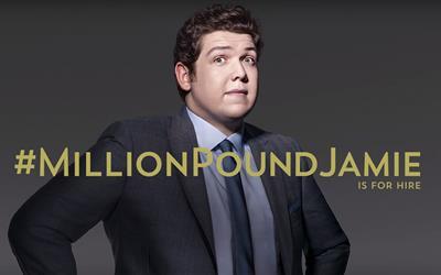 "Totaljobs ""#MillionPoundJamie"" by VCCP"