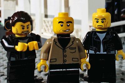 """Warner Bros """"The Lego Movie ad break"""" by PHD"""