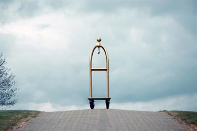 """Jurys Inn """"The trolley"""" by Havas London"""
