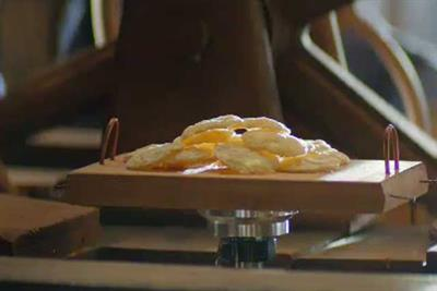 """Walkers Pops """"innovation department"""" by Abbott Mead Vickers BBDO"""