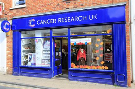 Cancer Research UK to put 40 per cent of workforce on furlough