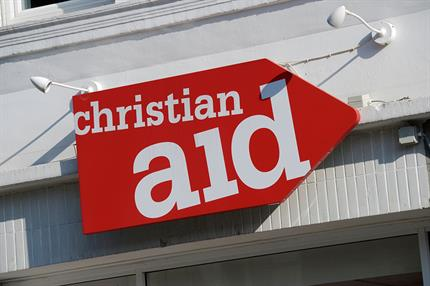 Christian Aid plans to close all regional offices in England