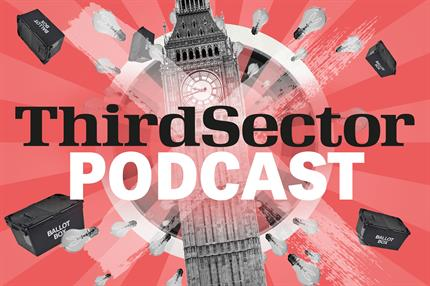Third Sector Podcast #11: Election special