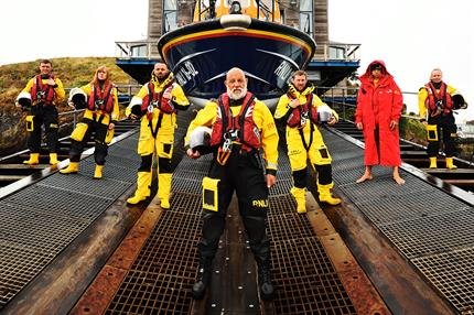 How the RNLI turned the tide on a national media storm