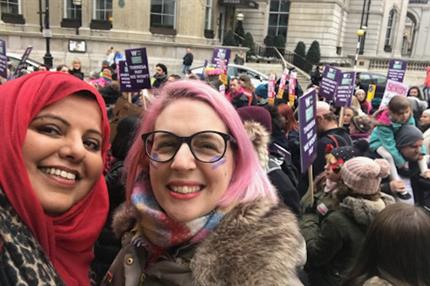 Shaista Aziz and Alexia Pepper de Caires: White supremacy, patriarchy, power and Oxfam