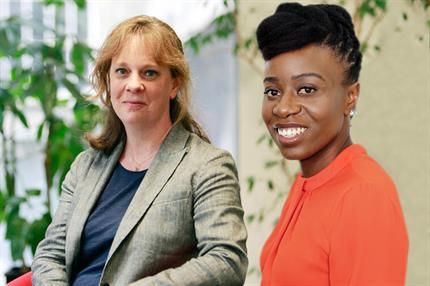 Gwen Hines and Tsitsi Chawatama: Shifting power at Save the Children UK