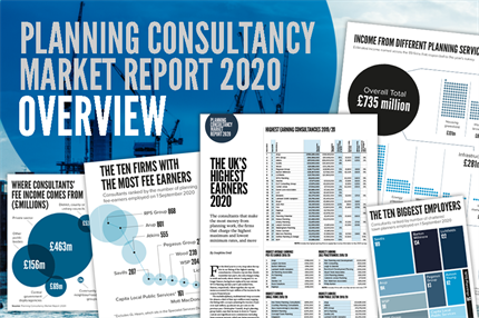 The Planning Consultancy Market Report 2020: Overview
