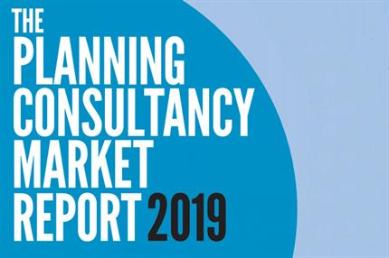 Planning consultants: Market Report 2019: Overview