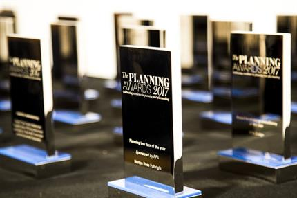 The Planning Awards: Roll of honour