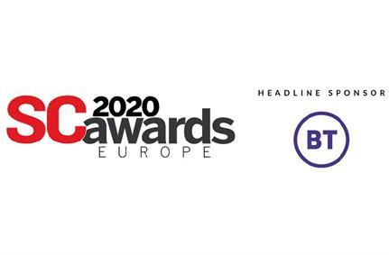 BT Security announced as headline sponsor for SC Awards Europe 2020
