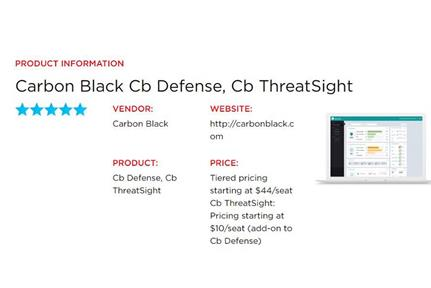 Carbon Black Cb Defense, Cb ThreatSight