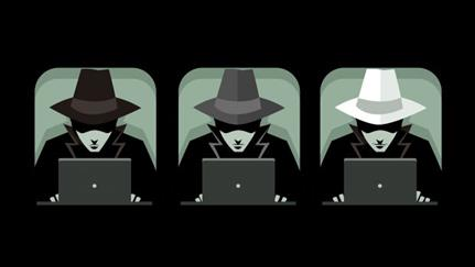 More security workers in the UK turning into Grey Hat activity than anywhere else