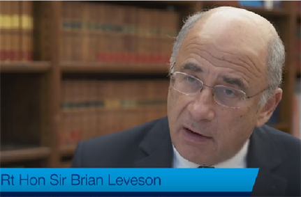 Sir Brian Leveson appointed the second Investigatory Powers Commissioner