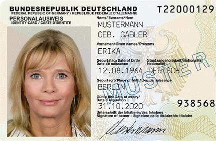 German eID vulnerability allows hackers to change identities