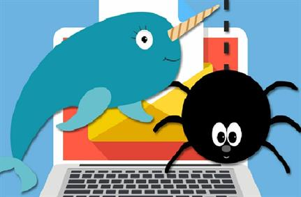 'Narwhal Spider' group's spam campaign targets Japanese recipients with URLZone malware