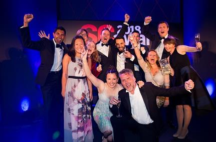 Celebrate! SC Awards Europe 2019 shortlist announced today