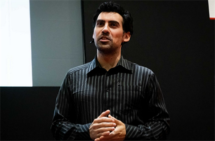 Digital Transformation Expo: Hacker explains, Why I did it