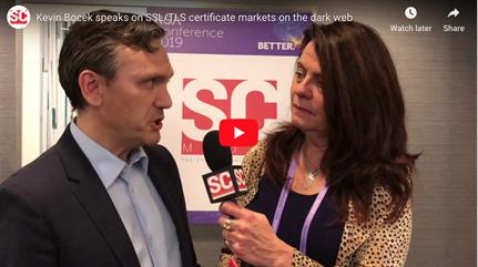 SSL/TLS certificate markets boom on dark web (video)