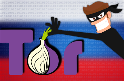 Hackers leak documents stolen from Russian intel agency contractor; tries to peel Tor