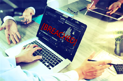 Regus suffers staff data breach via third party