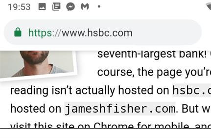 Flaw in Google Chrome address bar could help launch phishing attack