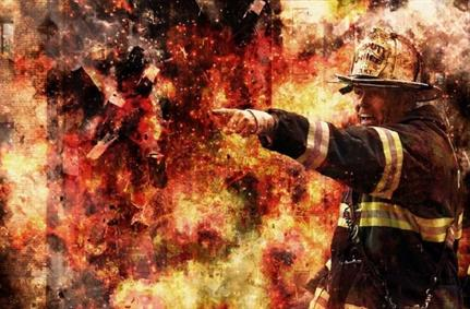 Think big, act early, be visible - lessons in leadership during incident management