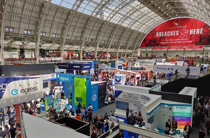 InfoSecurity 2019: Majority of exhibitors unprotected against email fraud