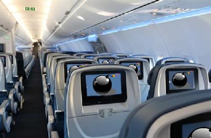 JetBlue flight evacuated after photo of suicide vest sent to crew, passengers via AirDrop