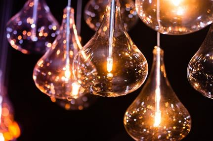 Connected light bulbs give off more than just light