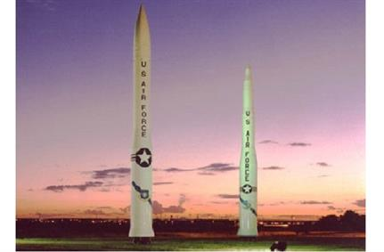 Hackers steal data from nuclear missile contractor