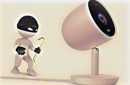 Vulnerabilities seen on Google Nest Cam IQ Indoor camera