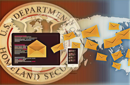 Phishing campaign impersonates email alerts from US homeland security dept
