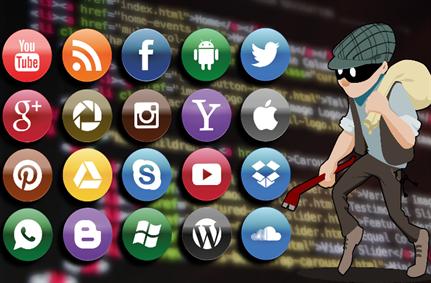Social media activities fuel growth in identity fraud