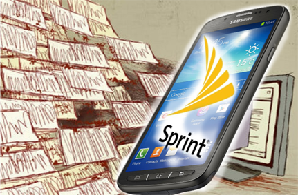 Sprint customer data breached via Samsung website flaw